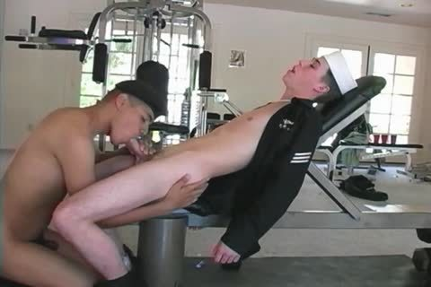 young Cadets Who Love To suck cock