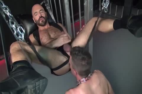 Two homo males enjoy bareback booty stab jointly