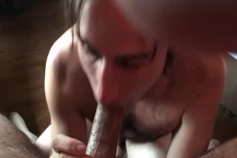 sucking A small Uncut dong For A massive Load!