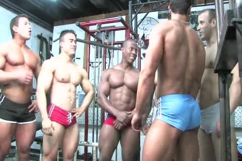 amazing homosexual video With Latin, Hunk Scenes