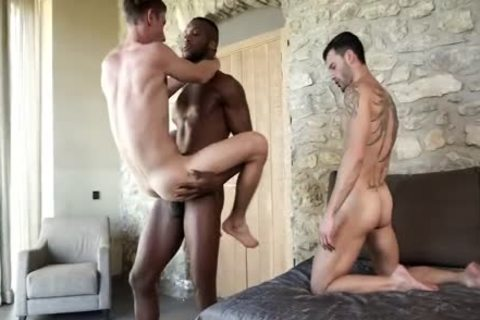 slutty Brutha Has enough rod two Share With Two