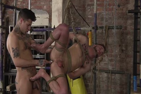 young gay Koby Lewis fastened And nailed Hard By Mickey Taylor