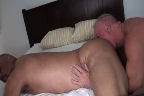 Tan And Scott fuck raw