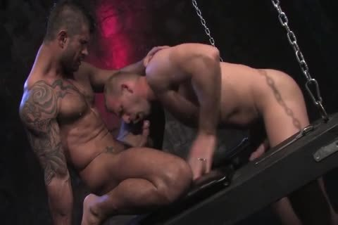 Muscle And Ink - Adam Killian And Scott Tanner