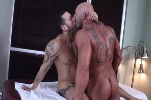 Max Chevalier And Alexy Tyler - Massage And fuck