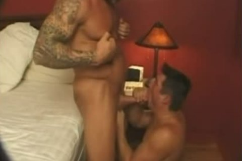 Donnie Russo receives A oral