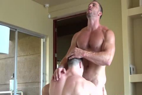 Amazingly straight FIT ramrods Have juicy Muscle Sex & hammer HARD!