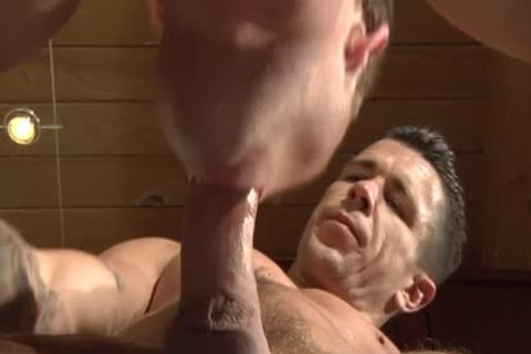 Trenton Ducati And Alex Andrews butthole slamming