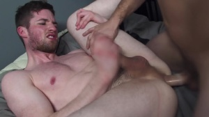Pranksters - Paul Canon and Thyle Knoxx oral stimulation job nail