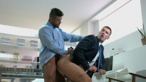 Consulting knob - Diego Lauzen & Theo Ford butthole Nail