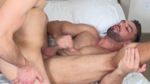 My Straight Guest - favourable Daniels with Jason Maddox anal Hump