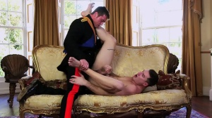A Royal Fuckfest - Connor Maguire and Paul Walker pooper Hook up
