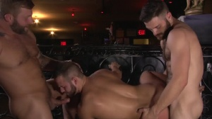 Love Gun - Tommy Defendi and Colby Jansen ass invasion