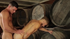 Forbidden - Paddy O'Brian and Matt Anders pooper Hook up