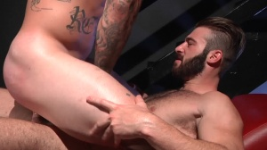 master - Sebastian young with Jarec Wentworth anal screw