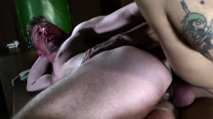 The Law Of males - Mickey Taylor & Scott Hunter anal-copulation