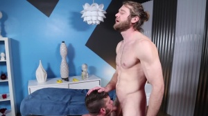 deep Release - Colby Keller with Jimmy Fanz nail