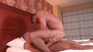 Not Divorced Yet - Landon Conrad with Logan Vaughn butt Love