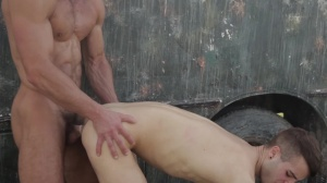 P.O.W. - Paddy O'Brian with Allen King anal Hook up
