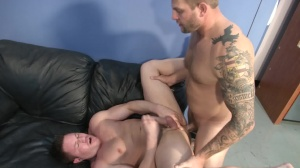 sex cream Bank - Colby Jansen, Travis James butthole Hump