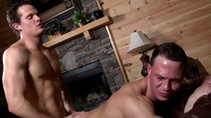 Aaron's First Time - Aaron Anderson, Liam Rosso ass Nail