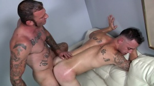 The Scratch - Ricky Sinz and Ty Tucker ass Hump