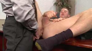 Performance Review - Cameron Adams with Nick Forte anal slam