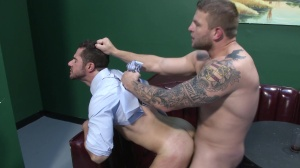 One Night only - Dean Monroe and Colby Jansen ass Nail