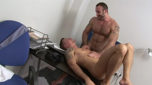 Pulling An All Nighter - Spencer Reed with Jay Roberts ass nail