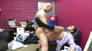 Law And Hoarder - John Magnum, Bryce Star anal Hump
