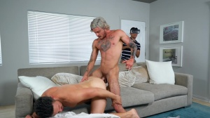 don't Say A Word - Casey Jacks, Blake Ryder anal Hook up