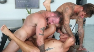 Game On - Brian Michaels with Aston Springs anal Nail