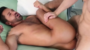 Confessions Of A Straight chap - Dominic Pacifico with Connor Halstead ass job