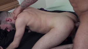 Hide And look for - Ryan bangs and Zack Hunter ass Nail