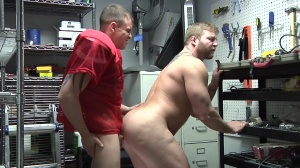 Janitor's Closet - Colby Jansen, Darin Silvers anal Love