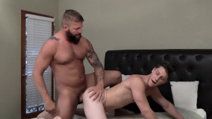 Fling Cleaning - Colby Jansen with Paul Canon butthole Love