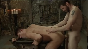 homo Of Thrones - Theo Ford and Dennis West anal job