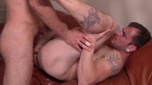 Not Brothers Yet - Jarec Wentworth and Jared Summers ass Hump