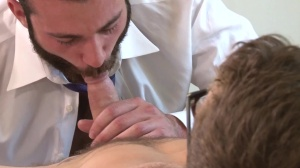 Executive Suite - Jay Austin with Jarec Wentworth butthole Hump
