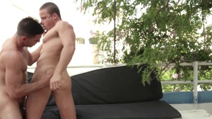 men In Ibiza - Paddy O'Brian & Tony Gys ass bang