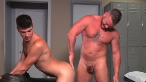 Daddy's Club - Charlie Harding with Justin Dean ass Love