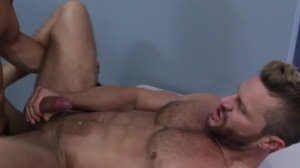 Gaywatch - Landon Conrad and Topher Di Maggio anal Hook up