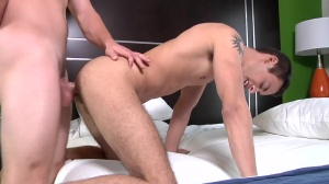 The Virgin - Jimmy Johnson and Landon Stone pooper Love