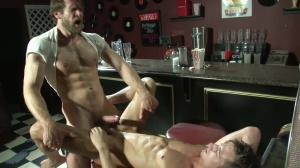 Sex Traveler - Colby Keller, Jd Phoenix ass Hook up