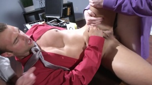 The Sales Call - Rocco Reed, Andrew Stark ass-copulation