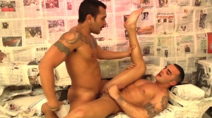 chase The Light - Lucio Saints with Adrian Toledo butthole pound