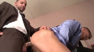 love juice In My Office - Blue Collars fuck