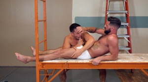 coarse And bare three - Domination Action
