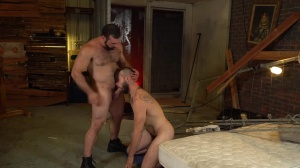 bare Inquisition - cum In mouth Action