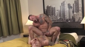 Bromo Presents: piss Pigs - ass Lovemaking